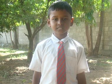 Saisaran R. Ragupathi M